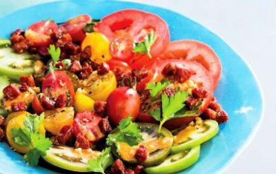chorizo pomidor